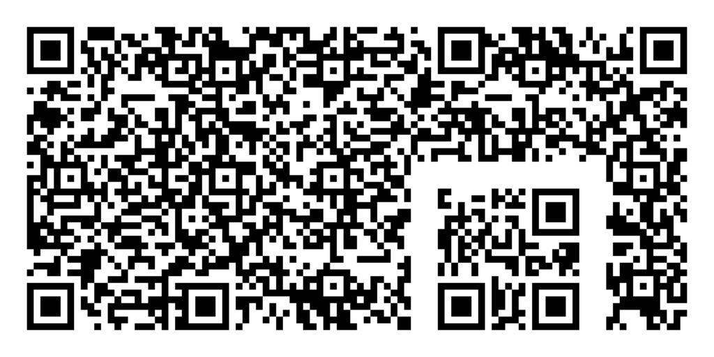 QR Code mit Ruhezone im Datendschungel